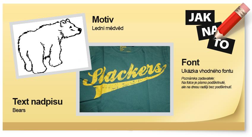 Jak vyrobit fotbalové dresy pro děti