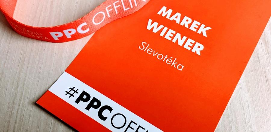 Jak jsem si užil PPC OFFLINE v Praze