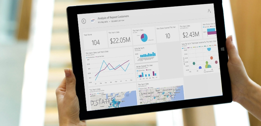 Power BI – pomocník pro analýzu dat a reporting