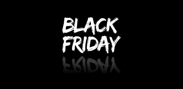 Nákupní šílenství na Black Friday