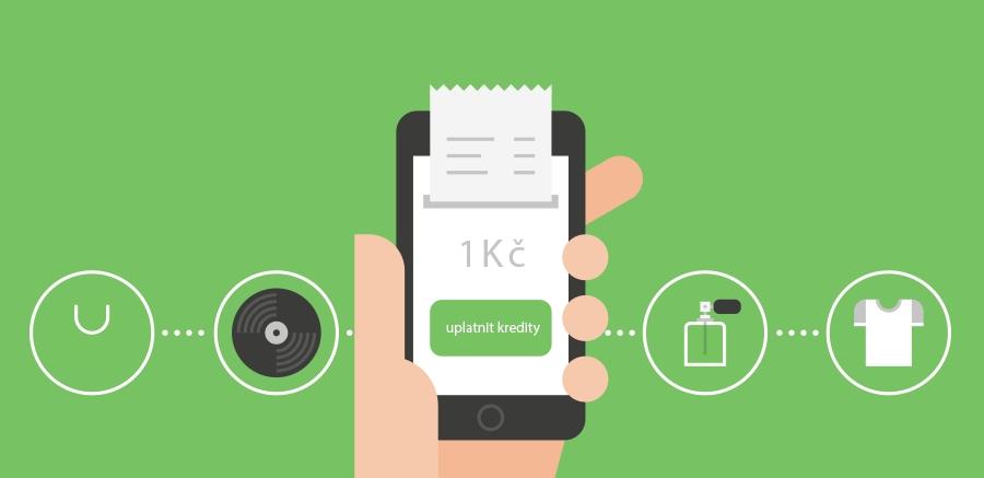 Nabídněte zákazníkovi peníze formou kreditů