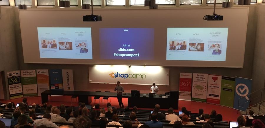 Proč jsem šel na Shopcamp 2017