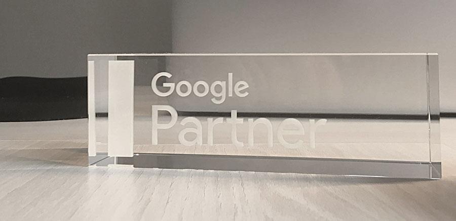 Jsem Google Partner!