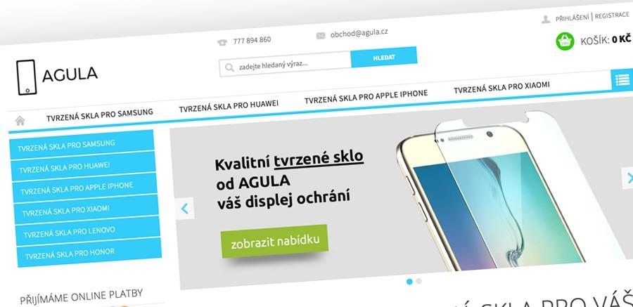 Zavedení výkonnostního marketingu pro e-shop Agula.cz
