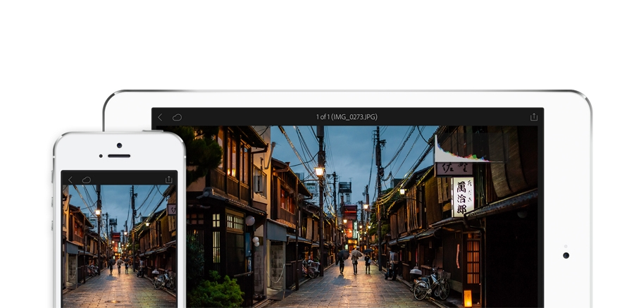 Stáhněte si Adobe Lightroom Mobile nyní zdarma