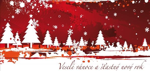 Vánoční PF šablony
